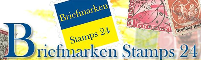 Stamps24.de Briefmarken