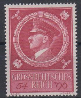 887 - Deutsches Reich Nr. 887