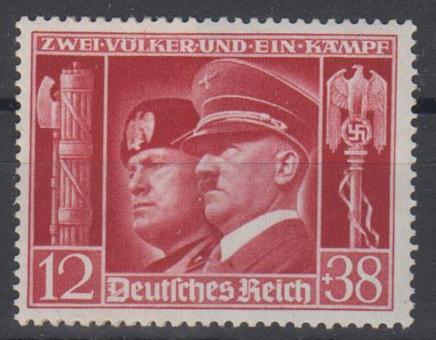 763 - Deutsches Reich Nr. 763