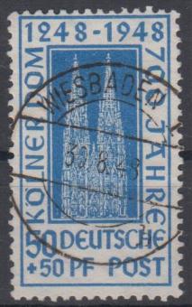 072 - Bizone Kölner Dom Nr. 72