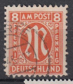 021 - Bizone AM Post Nr. 21 A
