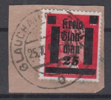 012 - Deutsche Lokalausgaben Glauchau Nr. 12
