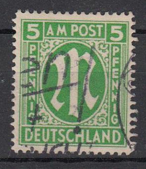 015 - Bizone AM-Post Nr. 12 A