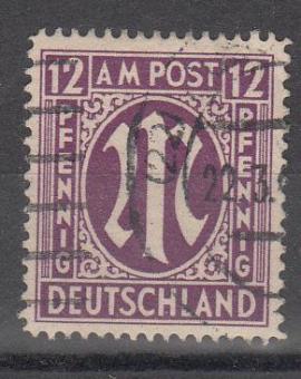 015 - Bizone AM-Post Nr. 15 Fz