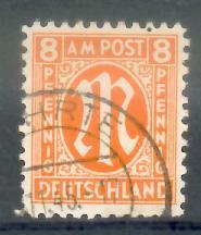 021 - AM-Post Deutscher Druck Nr. 21