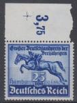 746 - Deutsches Reich Blaues Band Nr. 746